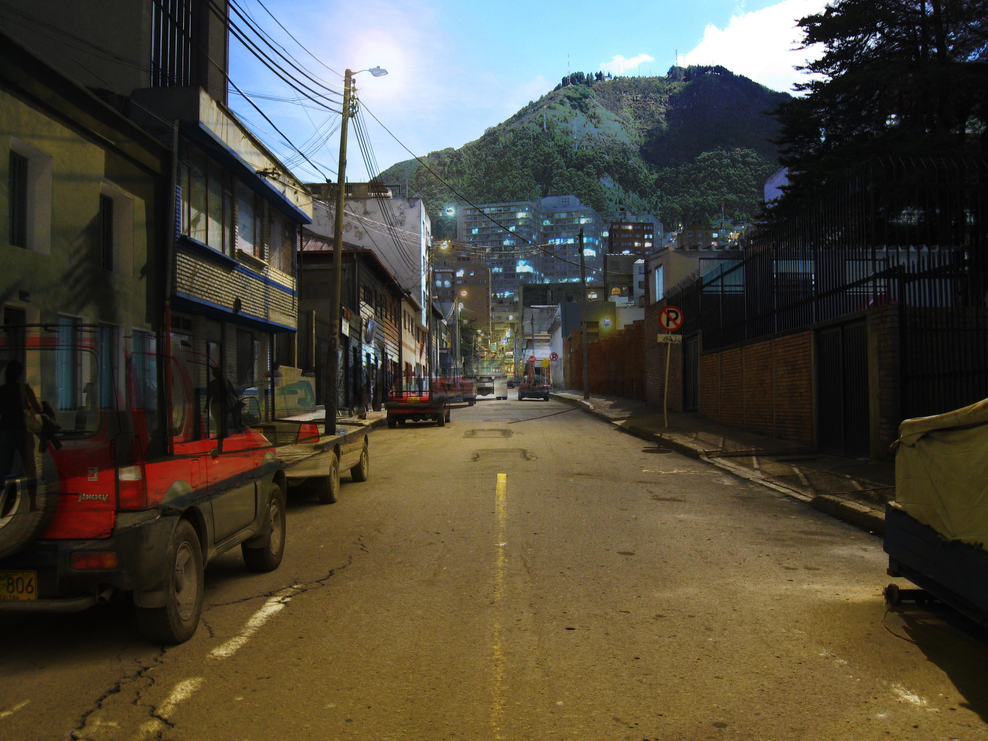 Proyecto Alguien / Algún Lugar. Fotografía. 2010.
