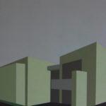 Fresca, Contemporánea y Funcional. (2008). Vinilo sobre MDF. 124 cm. 71 cm.