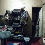 Espacio Interior (Habitación). (2011). Fotografía.