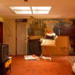 Espacio Interior (Habitación) (Imagen de una pintura: abandono). (2012). Fotografía.