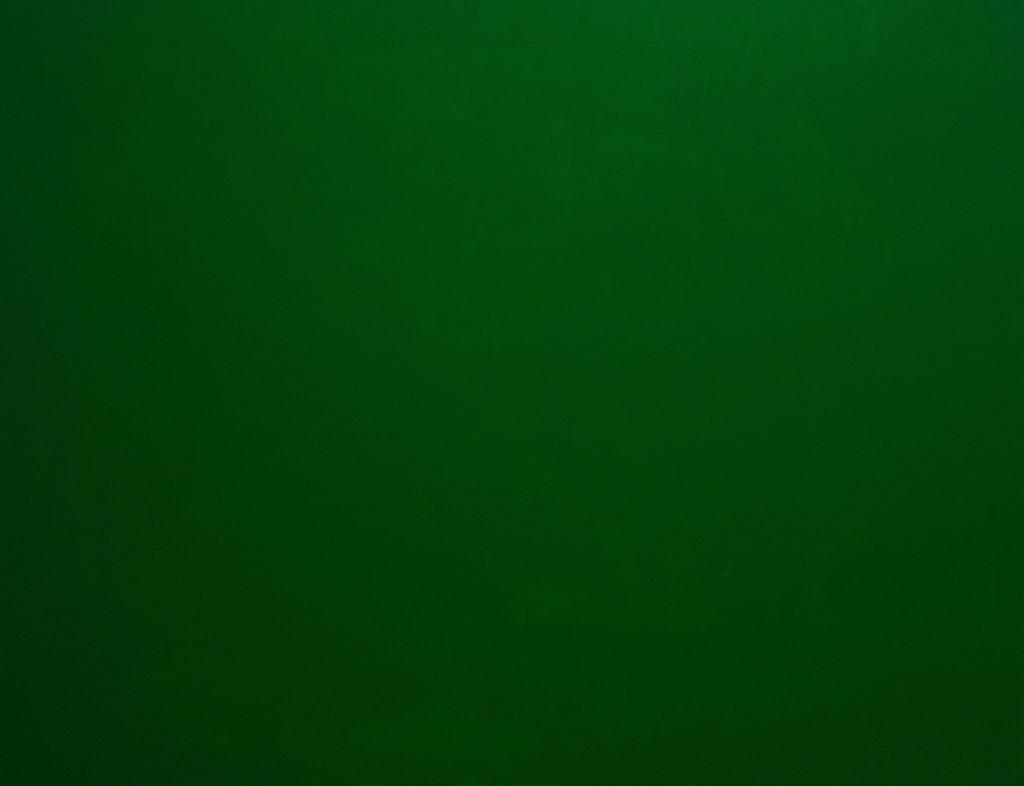 Dejar Pintura Verde Brillante (2018). Vinilo y acrílico sobre MDF. 90 cm 70 cm